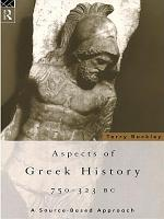 Aspects of Greek History PDF