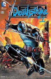 Teen Titans feat Deathstroke (2013-) #23.2