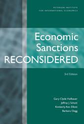 Economic Sanctions Reconsidered