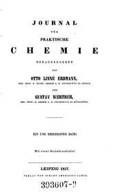 Journal für Chemie und Physik. Hrsg. von J(ohann) S(alomon) C(hristoph) Schweigger: Band 142