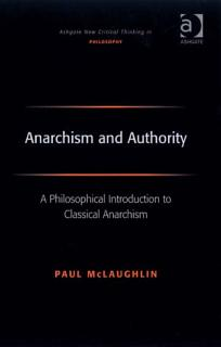 Anarchism and Authority Book