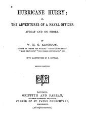 Hurricane Hurry, Or, The Adventures of a Naval Officer Afloat and on Shore