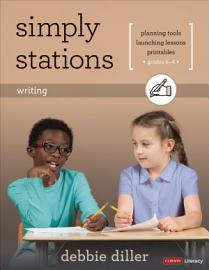 Simply Stations  Writing  Grades K 4 PDF
