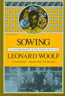 Download Sowing  an Autobiography of the Years 1880 to 1904 Book