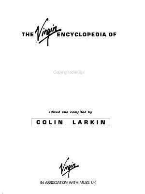 The Virgin Encyclopedia of Nineties Music