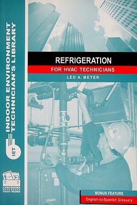 Refrigeration for HVAC Technicians PDF