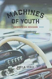 Machines of Youth Book