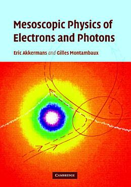 Mesoscopic Physics of Electrons and Photons PDF