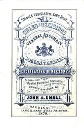 Smull's Legislative Hand Book