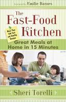 The Fast Food Kitchen PDF