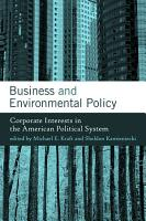 Business and Environmental Policy PDF