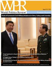 Chain of Command: Civil-Military Relations in China, Turkey and Colombia