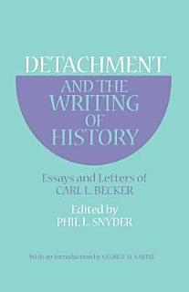 Detachment and the Writing of History Book