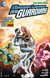 Green Lantern: New Guardians (2011-) #29