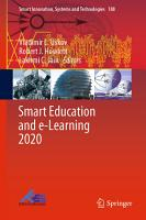 Smart Education and e Learning 2020 PDF