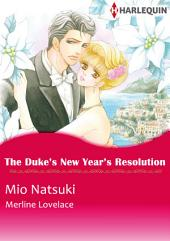 The Duke's New Year's Resolution: Harlequin Comics