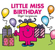 Little Miss Birthday PDF