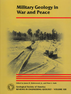 Military Geology in War and Peace PDF