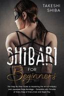 Shibari for Beginners PDF