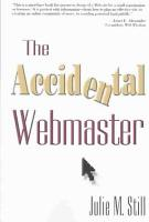 The Accidental Webmaster PDF
