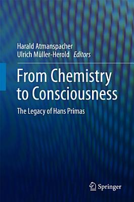 From Chemistry to Consciousness