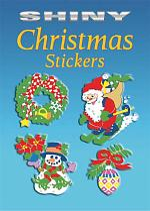 Shiny Christmas Stickers