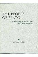 The People of Plato PDF