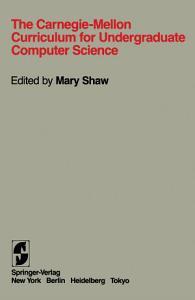 The Carnegie Mellon Curriculum for Undergraduate Computer Science PDF
