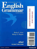 Understanding and Using English Grammar Etext with Audio  Without Answer Key  Access Card  Book