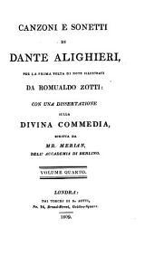 La divina commedia: Volume 4