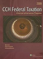 Federal Taxation  Comprehensive Topics 2009 PDF