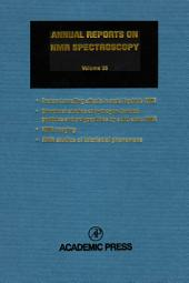Annual Reports on NMR Spectroscopy: Volume 35