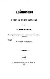 Kościuszko: legenda demokratyczna