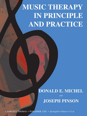 Music Therapy in Principle and Practice PDF