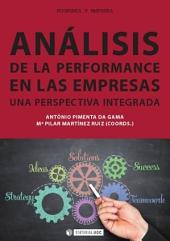 Análisis de la performance en las empresas: una perspectiva integrada