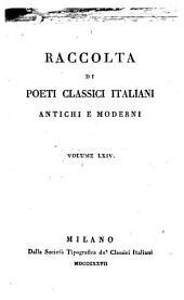Poesie di Alessandro Guidi