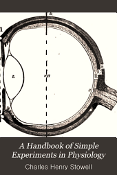 A Handbook of Simple Experiments in Physiology