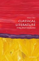 Classical Literature PDF