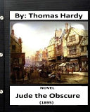 Jude the Obscure  1895  Novel by PDF