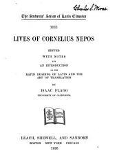 The lives of Cornelius Nepos