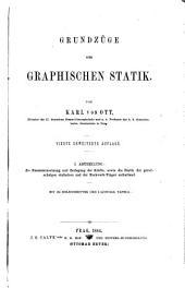 Die Grundzüge der graphischen Statik