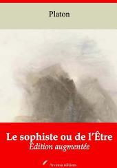 Le sophiste ou de l'Être: Nouvelle édition augmentée