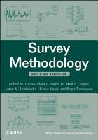Survey Methodology PDF