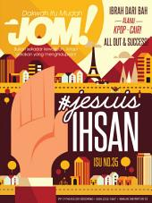 Isu 35 - Majalah Jom!: #JeSuisIhsan