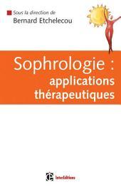 Sophrologie : applications thérapeutiques