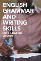English Grammar and Writing Skills PDF