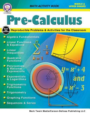Pre Calculus Workbook