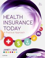 Health Insurance Today   E Book PDF