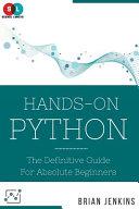 Hands on Python PDF