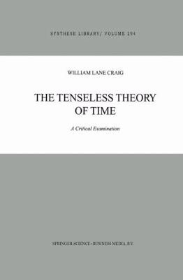 The Tenseless Theory of Time PDF